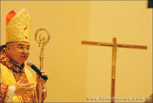 Dom Orani e a ordenação de João Paulo