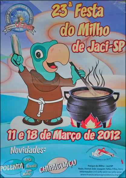 23ª Festa do Milho de Jaci
