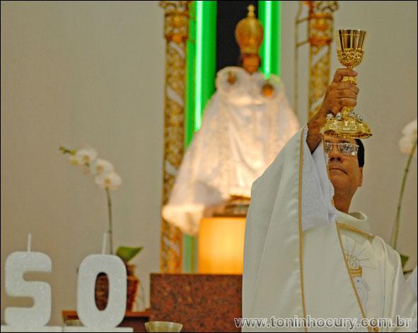 O cinquentenário do padre Geomar