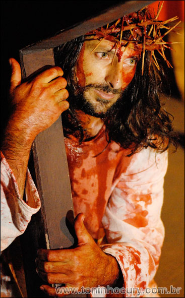 A Paixão de Cristo. Bálsamo/SP. (2011)