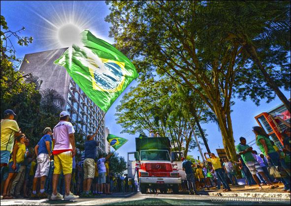Rio Preto e seu ato de 16 de Agosto de 2015