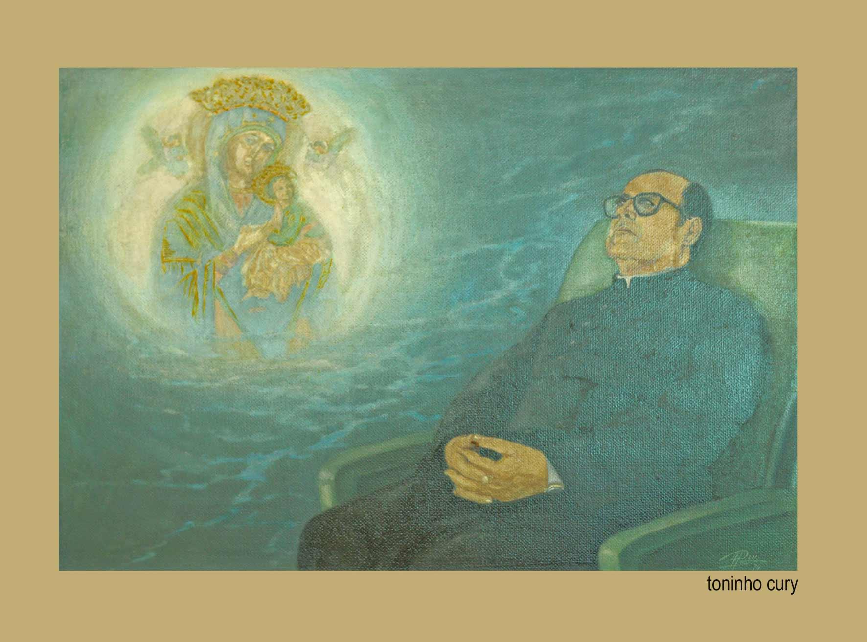 O milagre recebido pelo Monsenhor Leibenites Cesário de Castro