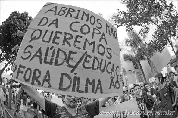 O Brasil pede mudanças