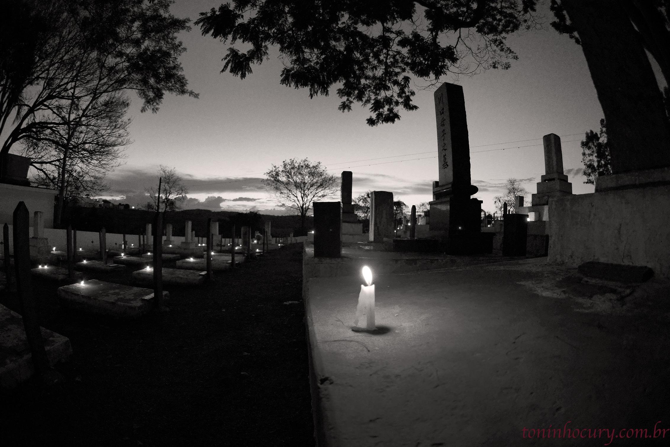 Cemitério Histórico Japonês - Álvares Machado/SP