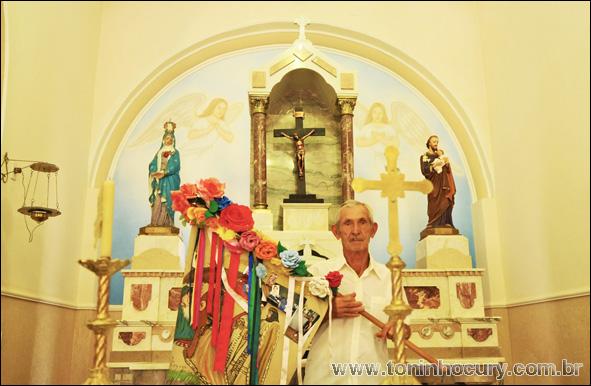 A divina missa de Santos Reis de Itaiúba