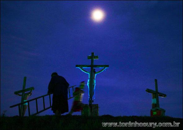 Paixão de Cristo em Bálsamo