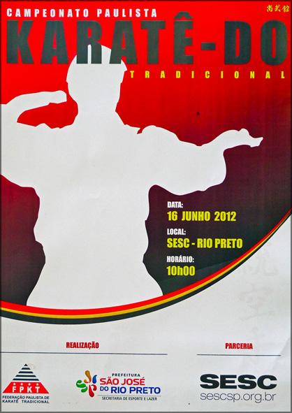 Campeonato Paulista de Karatê-Do Tradicional