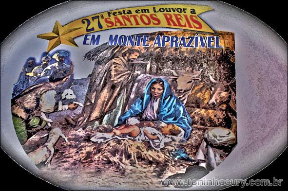 A '27ª Festa de Santos Reis de Monte Aprazível'