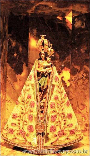 A imagem peregrina de Nossa Senhora de Nazaré