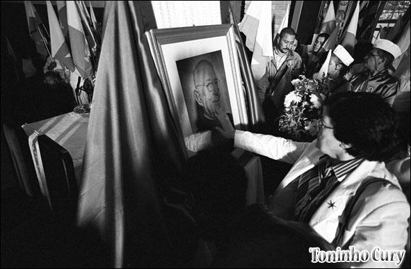'Padre Donizetti, o santo de Tambaú' (Foto: Toninho Cury)