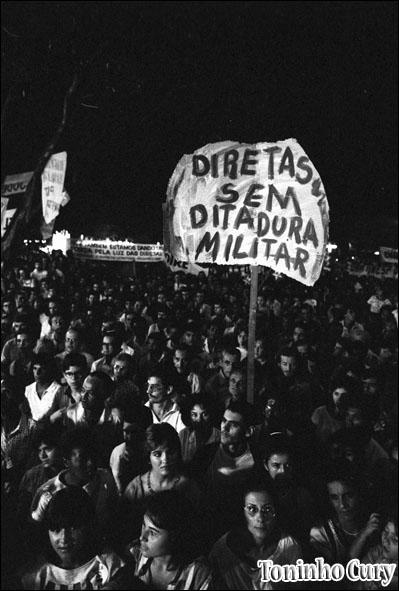 Movimento 'Diretas Já!'