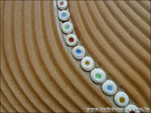 A arte da cerâmica de Cunha